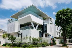 Villa Nam Đỗ – Kiệt tác kiến trúc giải tỏa kết cấu và đam mê ánh sáng