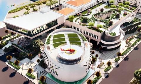 Đà Nẵng thi thiết kế kiến trúc cải tạo cơ sở 42-44 Bạch Đằng thành Bảo tàng