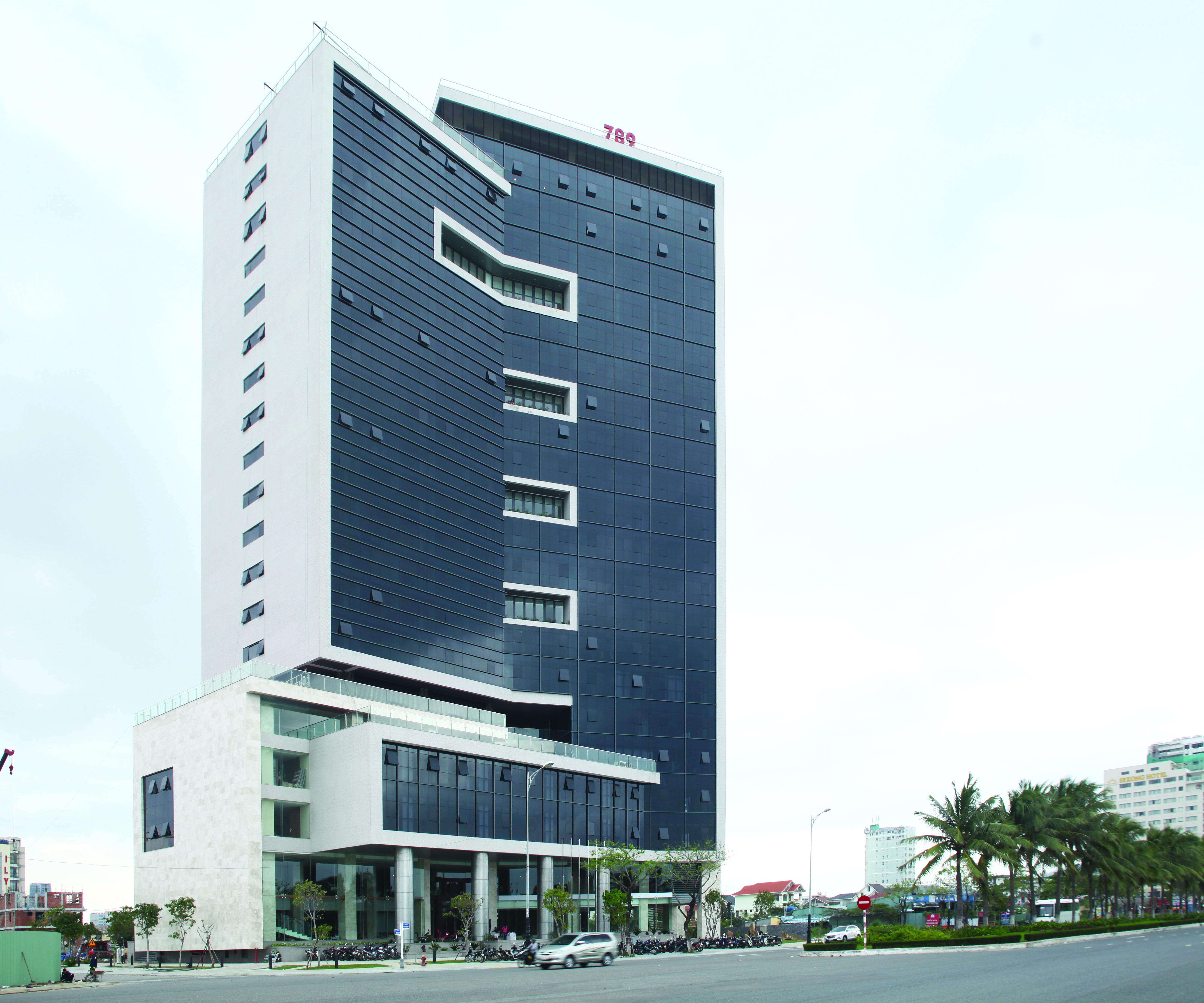 Dự án Nhà làm việc không thường xuyên Quốc hội & các cơ quan Quốc hội tại Đà Nẵng sử dụng sản phẩm Eurowindow