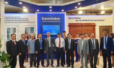 Eurowindow -Tiên phong kiến tạo giá trị cuộc sống cho người dân miền Trung