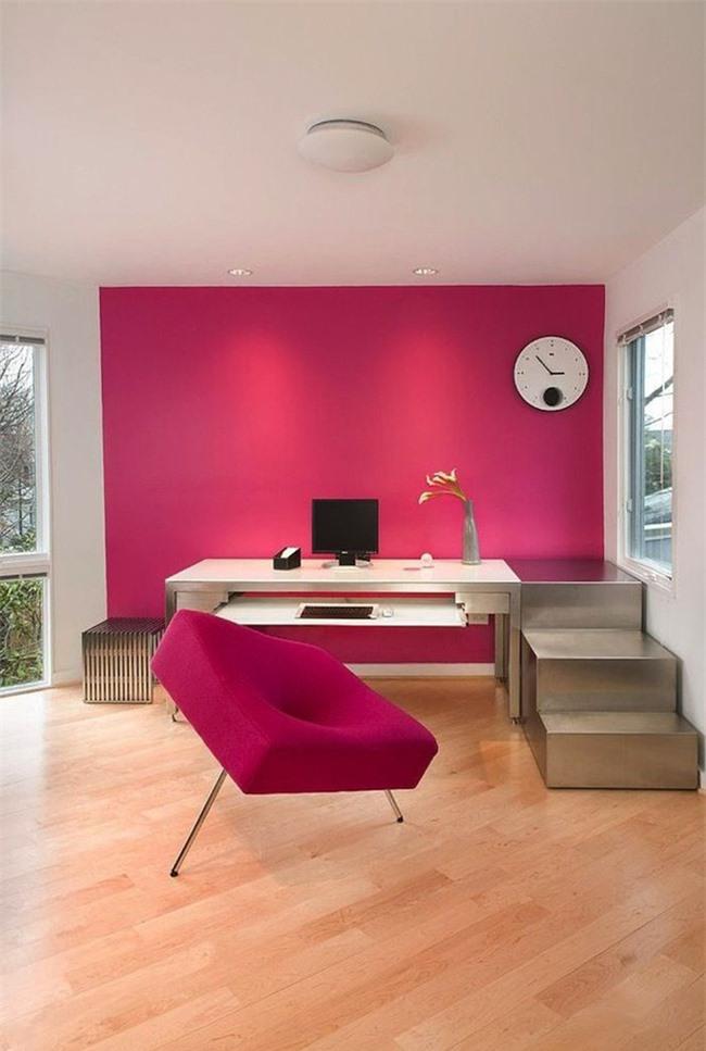 Bạn nên lựa chọn những gam màu yêu thích nhất để trang trí cho không gian sống của mình và gia đình