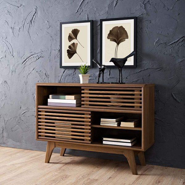 Tủ sách có thiết kế độc đáo