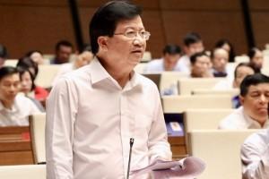 Phó Thủ tướng: Dừng thực hiện các quy hoạch điều chỉnh sai