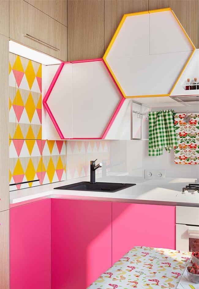 Hy vọng, mẹo trang trí nhỏ này sẽ hữu ích với bạn trong quá trình thay đổi diện mạo của căn bếp gia đình