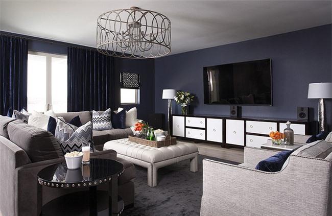 Bên cạnh, kích thước thì màu sắc của những món đồ nội thất phòng khách cũng rất đáng để bạn lưu ý.