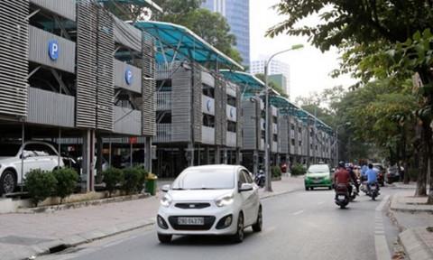 Hà Nội: Hàng chục bãi đỗ xe ngầm, bãi xe thông minh… vẫn nằm trên giấy