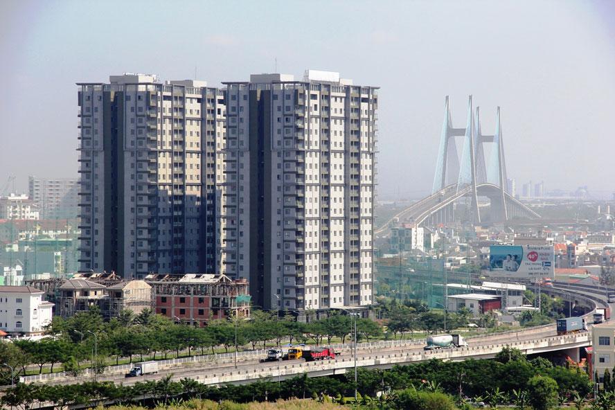 Trước sự gia tăng nhanh chóng nhà chung cư, thành phố Hồ Chí Minh đang tìm giải pháp tăng cường công tác quản lý