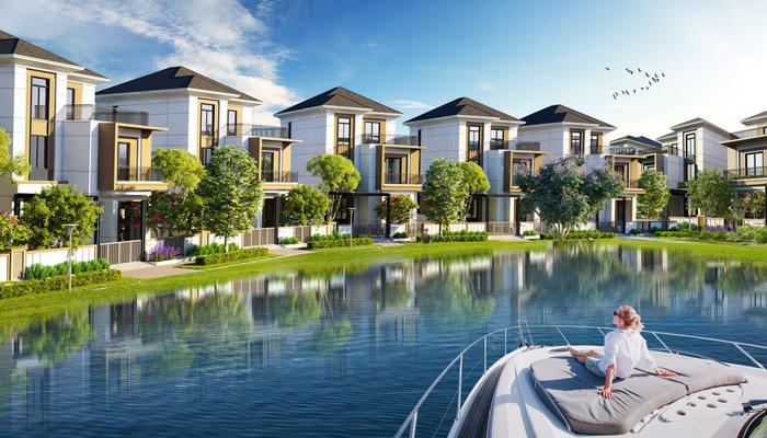 Một trong những khu đô thị sinh thái chuẩn mực: Aqua City