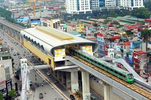 Đường sắt Cát Linh - Hà Đông đội vốn, chậm tiến độ