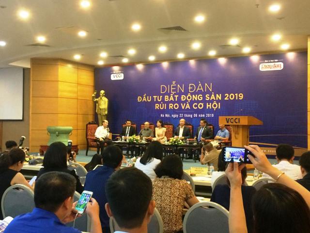 Diễn đàn được tổ chức tại Hà Nội (Ảnh: HNV)