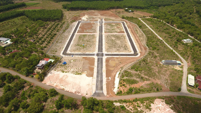 Nhiều doanh nghiệp địa ốc cùng lúc đổ về thị trường Bình Phước săn quỹ đất quy mô