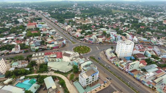 Thông tin Đồng Xoài lên Thành phố ngay lập tức tạo ra làn sóng đầu tư các dự án BĐS của doanh nghiệp địa ốc