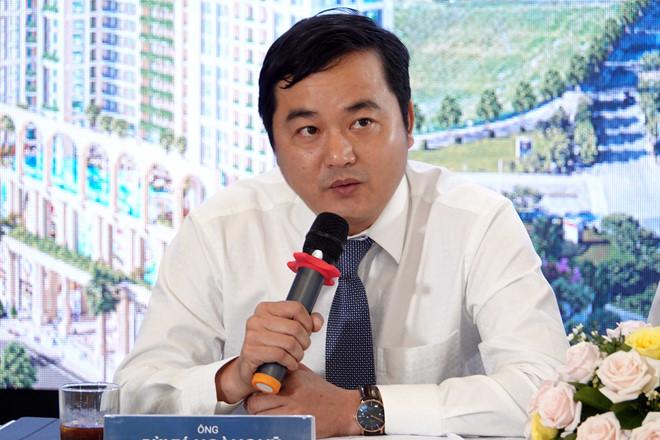 Ông Bùi Tá Hoàng Vũ, Giám đốc Sở Du lịch TP.HCM Ảnh: ĐÀO NGỌC THẠCH