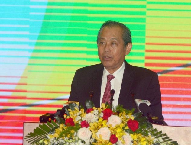 Phó Thủ tướng Trương Hòa Bình phát biểu khai mạc Hội nghị