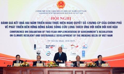 Bộ Xây dựng đã và sẽ nỗ lực để Đồng bằng sông Cửu Long phát triển bền vững