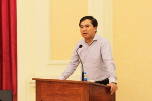 Bộ Xây dựng gặp mặt báo chí nhân kỷ niệm 94 năm Ngày Báo chí cách mạng Việt Nam