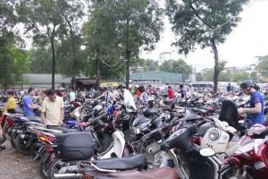 Hà Nội: Sắp xây dựng bãi đỗ xe tại công viên Thủ Lệ