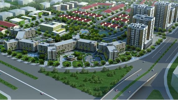 Phê duyệt dự án NOXH lớn nhất với diện tích gần 40 ha. (Ảnh: KT)