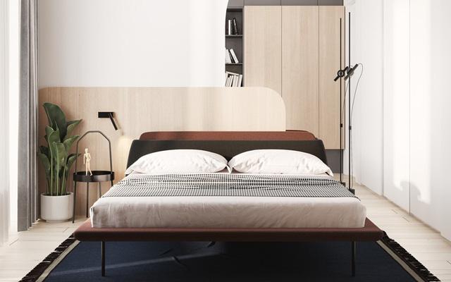 Nếu căn hộ nhỏ hãy chọn đồ nội thất đơn giản, kiểu dáng mảnh và cao