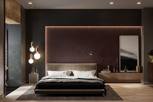 Đặt một tấm thảm lớn bên dưới giường sẽ giữ cho chân luôn ấm áp