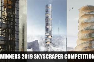 eVolo công bố người chiến thắng cuộc thi Skycraper 2019