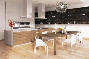 Xu hướng sử dụng vật liệu gỗ nội thất tương lai