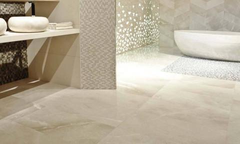 Đá cẩm thạch tự nhiên – Sự lựa chọn cho nội thất phòng tắm