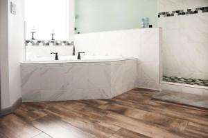 6 vật liệu lát sàn nhà tắm lý tưởng nhất khiến bạn thích mê