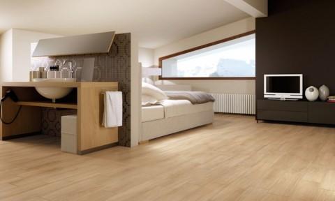 Ván nhựa lót sàn, vật liệu hot nhất trong thiết kế nội thất