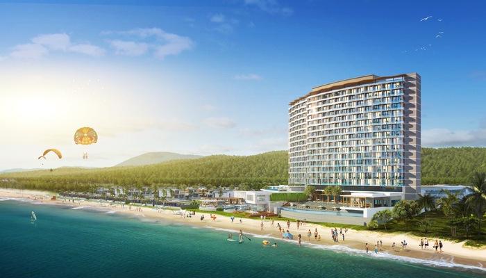Wyndham Tropicana Long Hải là dự án bất động sản nghỉ dưỡng 5 sao đầu tiên tại vùng biển Long Hải