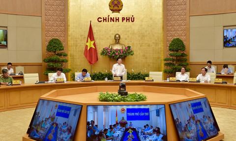 Chính phủ tổ chức Hội nghị triển khai Luật Quy hoạch