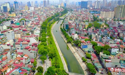 Hà Nội: Để những dòng sông vẫn chảy trong lòng phố
