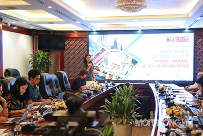 """Tọa đàm """"Phát triển các khu đô thị: Thực trạng và Xu hướng mới"""" được tổ chức vào ngày 18/7"""