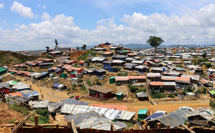 Thị xã Cox's Bazar