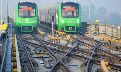 Hà Nội vay gần 100 triệu đô la vận hành tuyến đường sắt Cát Linh – Hà Đông