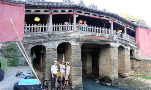 UBND tỉnh Quảng Nam yêu cầu lập ngay dự án tu bổ chùa Cầu