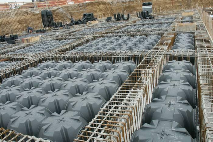 Sử dụng sàn NEVO giúp tiết kiệm tối đa chi phí xây dựng