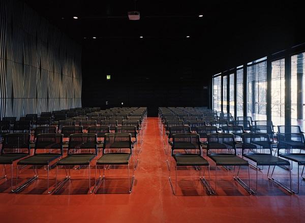 Còn đây là một khu vực phòng hội nghị, tổ chức sự kiện trực thuộc Uppsala.