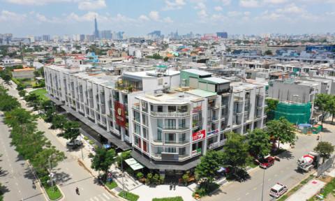 Thị trường nhà thấp tầng tại TPHCM diễn biến ra sao?