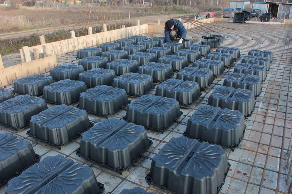Tại Việt Nam sàn NEVO đang được nhiều chủ đầu tư, chủ thầu sử dụng trong thi công các công trình