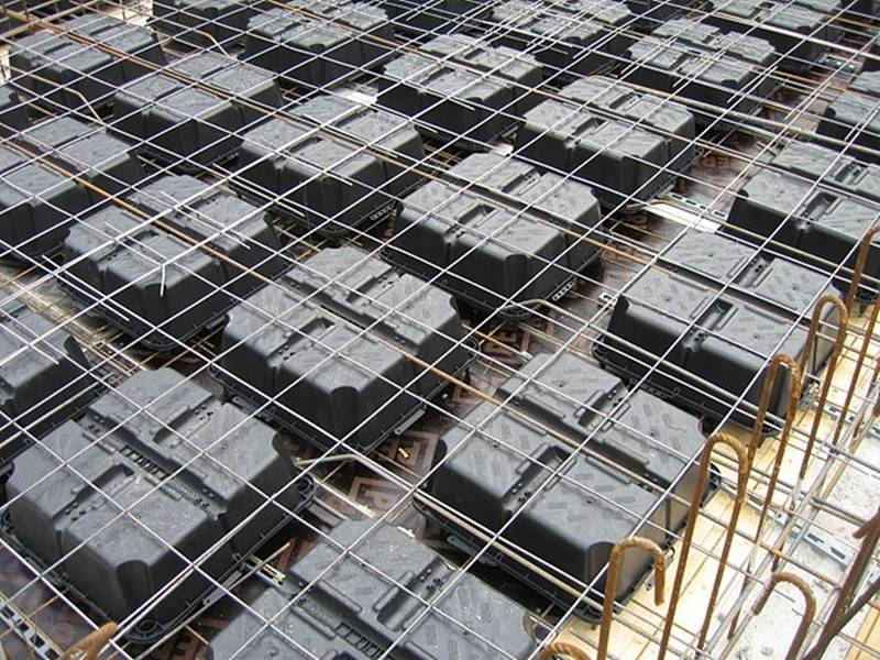 Sử dụng sàn NEVO giúp tiết kiệm thời gian và nhân công
