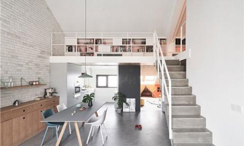 Bí quyết thiết kế tầng lửng cho những căn hộ đông người ở thành phố