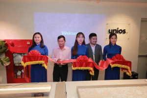 """Khai trương Showroom Unios và Seminar """"Flicker Free và Chiếu Sáng Mảng Xanh""""."""