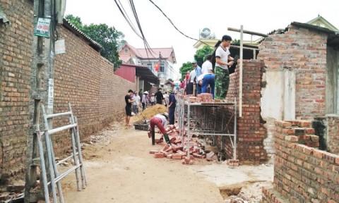 Hà Nội huy động 3.849 tỷ đồng ngân sách ngoài Nhà nước xây dựng nông thôn mới