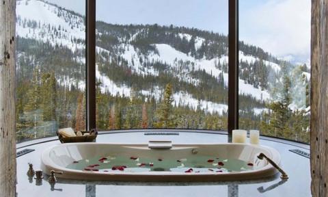 Những mẫu bồn tắm chìm giúp bạn thư giãn trọn vẹn sau mỗi ngày làm việc mệt mỏi