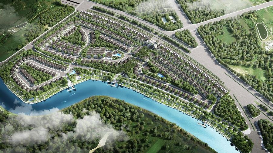 Siêu đô thị thông minh ZEITGEIST sẽ mang đến bộ mặt mới cho Nhà Bè