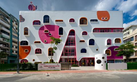 TTC Elite Saigon – trường mẫu giáo đầy màu sắc tại Thành phố Hồ Chí Minh