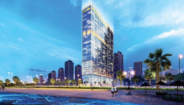 Căn hộ cao cấp Premier Sky Residences sở hữu tầm nhìn ra bãi biển Mỹ Khê