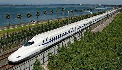 Nếu đường sắt tốc độ cao Bắc - Nam hoàn thành, đi từ Hà Nội vào TP Hồ Chí Minh chỉ sẽ mất 8 tiếng. (Ảnh minh họa)