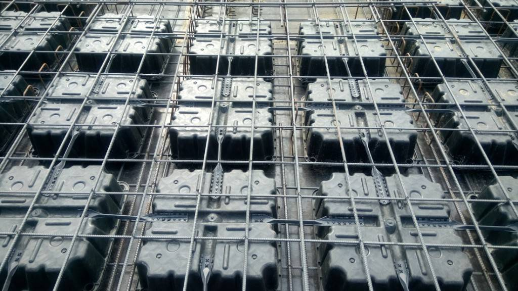 Sàn NEVO là giải pháp trong xây dựng nhà hiện đại